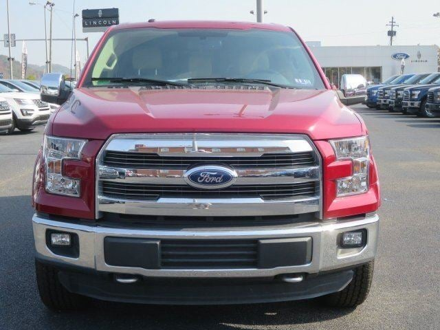 Moses Ford St Albans Wv >> 2015 Ford F-150 Lariat Charleston | Cincinnati OH Pittsburgh PA Richmond VA 1FTEW1EF3FFA66927