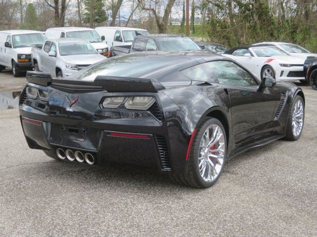 2017 Chevrolet Corvette Z06 1LZ In Charleston,   Moses Cars