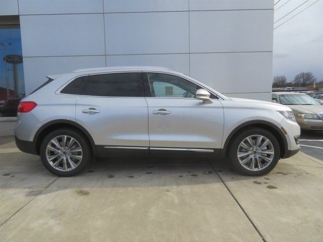 Moses Ford St Albans Wv >> 2017 Lincoln MKX Reserve Charleston | Cincinnati OH Pittsburgh PA Richmond VA 2LMPJ8LP1HBL53795
