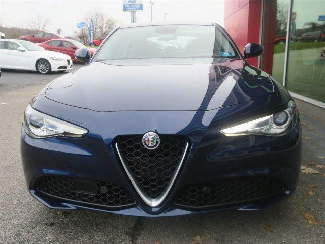 2018 Alfa Romeo Giulia Ti Lusso Charleston | Cincinnati OH ...
