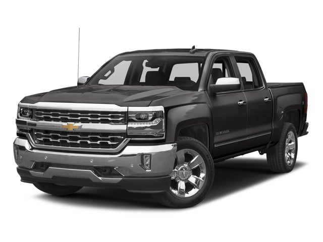 2017 Chevrolet Silverado 1500 Ltz In Charleston Moses Cars