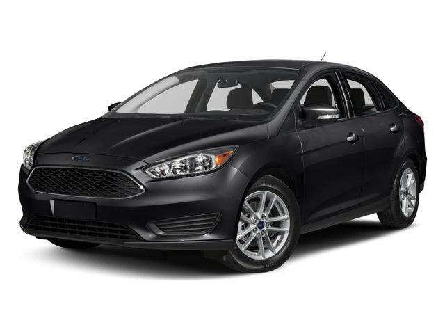 2017 Ford Focus Sel In Charleston Moses Cars