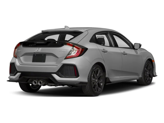 2018 Honda Civic Hatchback Sport In Charleston,   Moses Cars