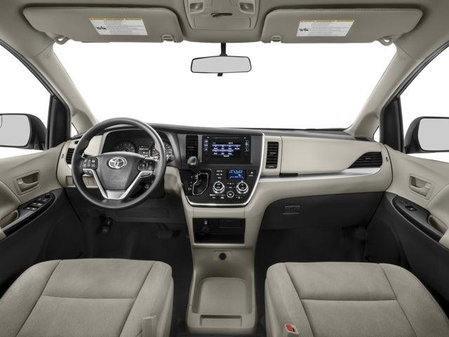 2015 Toyota Sienna XLE Charleston