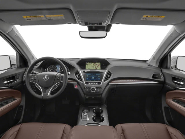 2017 Acura MDX w Advance Entertainment Pkg Charleston