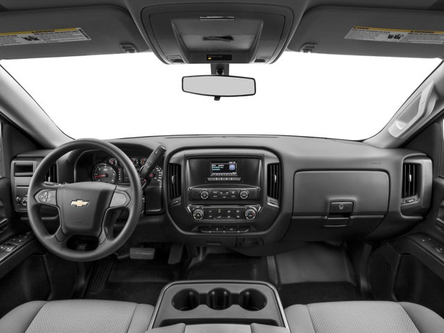 2017 Chevrolet Silverado 1500 Work Truck In Charleston Moses Cars