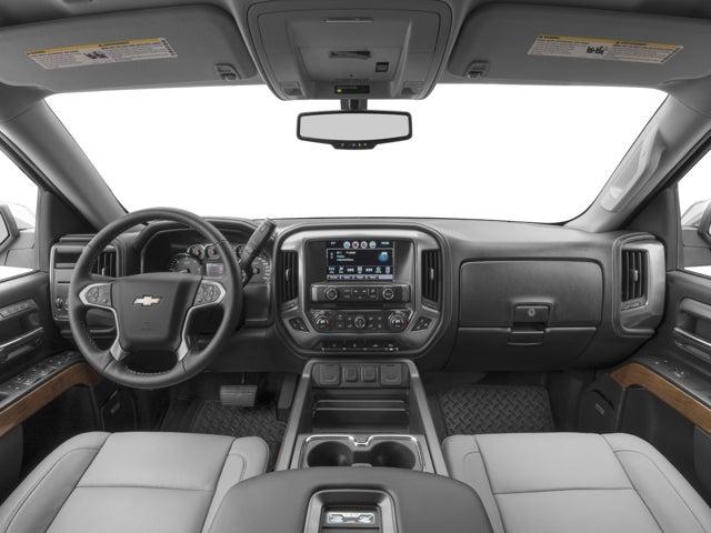 2017 Chevrolet Silverado 1500 Ltz In Charleston Moses Cars