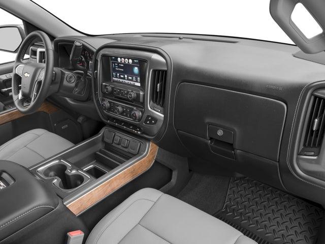 2017 Chevrolet Silverado 1500 Ltz Charleston Cincinnati Oh