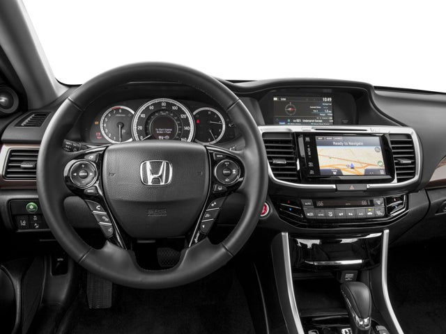 2017 Honda Accord Ex L In Charleston Moses Cars