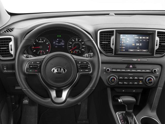 2017 Kia Sportage Ex In Charleston Moses Cars