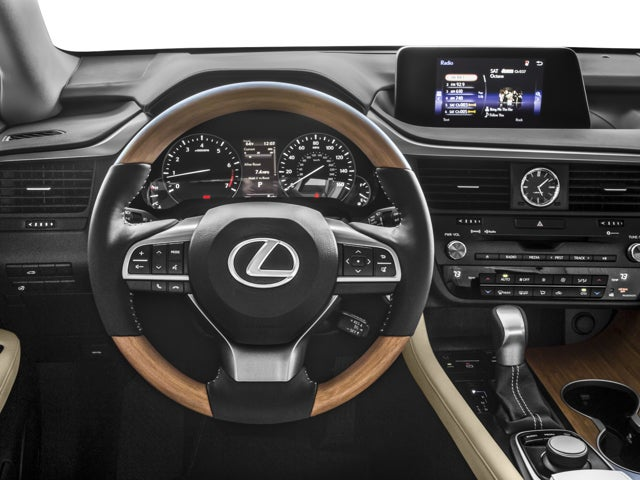 2017 Lexus Rx 350 In Charleston Moses Cars