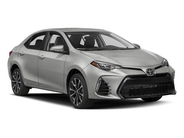2017 Toyota Corolla Se In Charleston Moses Cars