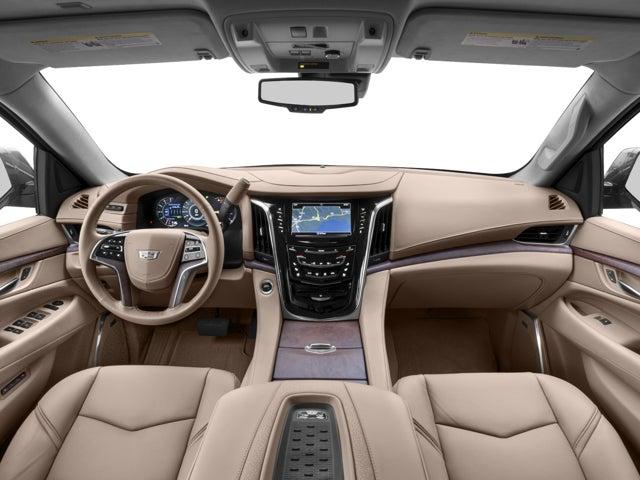 2018 Cadillac Escalade Platinum In Charleston Moses Cars