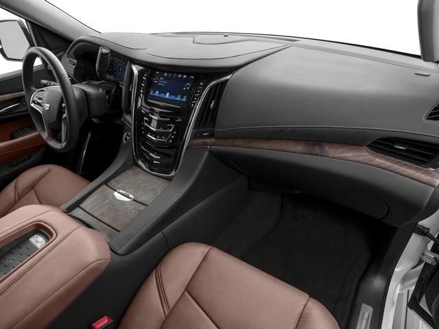 2018 Cadillac Escalade Esv Premium Luxury In Charleston Moses Cars