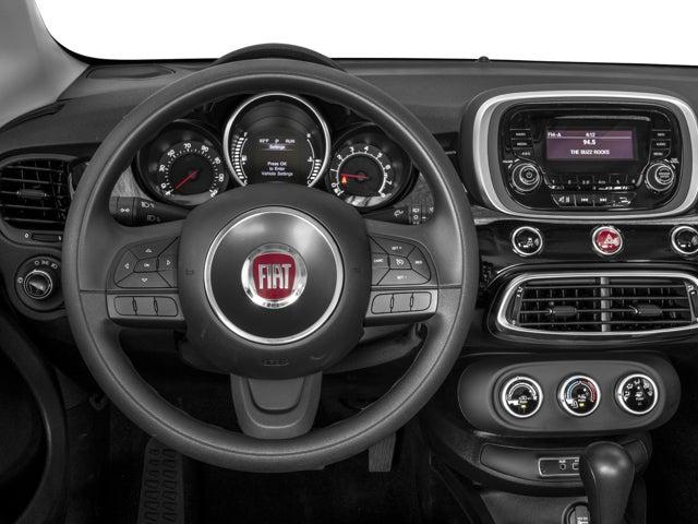 2018 Fiat 500x Trekking In Charleston Moses Cars