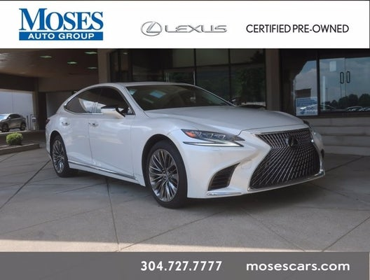2018 Lexus Ls 500 St Albans Teays Valley Huntington Charleston