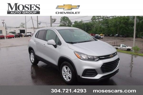 2020 Chevrolet Trax Ls St Albans Wv Teays Valley Huntington Charleston West Virginia Kl7cjnsb5lb324041