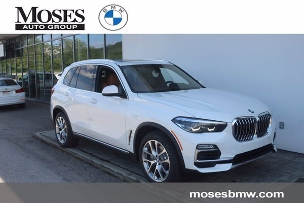 2021 Bmw X5 Xdrive40i St Albans Wv Teays Valley Huntington Charleston West Virginia 5uxcr6c03m9e02504